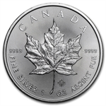 2014 Silver Maple Leaf (25-Coin MintDirect® Tube)( Dec 13th )