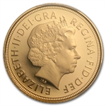 2012 Great Britain Gold 1/2 Sovereign PR-70 DCAM PCGS