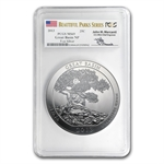 2013 5 oz Silver ATB - Great Basin MS-69 PCGS - APMEX/Ebay