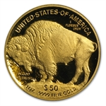 2009-W 1 oz Proof Gold Buffalo PR-69 PCGS (Black Diamond)