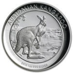 2013 1 oz Proof Silver High Relief Kangaroo PF-69 UCAM NGC