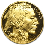 2013-W 1 oz Proof Gold Buffalo PF-70 NGC UCAM