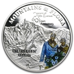 Palau 2013 Silver Proof-60th Anniv. of 1st Ascent - Mount Everest