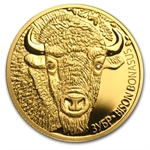 Belarus 2012 Gold Proof 50 rubles - Bison Bonasus
