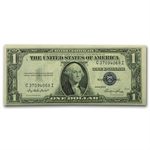 1935s $1 Silver Certificates Crisp Uncirculated
