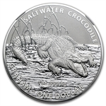 Royal Australian Mint 2014 Crocodiles - Graham MS-70 ER NGC
