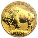 2013-W 1 oz Rev Proof Gold Buffalo PR-70 PCGS ANA (w/Signed CoA)