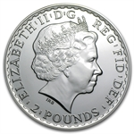 2014 1 oz Silver Britannia (Brilliant Uncirculated)