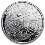 2014 1/2 oz Silver Armenia 200 Drams Noah's Ark (Pre-Sale 4/18)