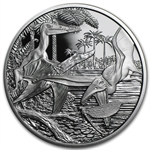 "2013 Jurassic""Life In The Air"" 20 Euro Silver Coin ASW 0.5209"