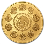2014 1 oz Gold Mexican Libertad (Brilliant Uncirculated)