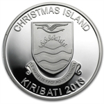 Republic of Kiribati 2013 Rudolph the Red-Nosed Reindeer
