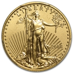 2014 1/10 oz Gold Eagle MS-69 First Strike PCGS