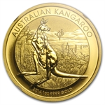 2014 1 oz Australian Gold Kangaroo MS-70 NGC Early Releases