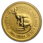 1994 1/4 oz Australian Gold Nugget