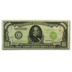 1934 (G-Chicago) $1,000 FRN (Very Fine+) Light Green Seal