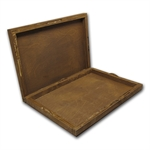 Geiger Edelmetalle Wood Storage Box for Silver Bars