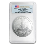 2012-P 5 oz Hawaii SP-70 First Strike PCGS