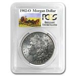 1878-1904 Stage Coach Morgan Dollars - PCGS - 20 Different Coins