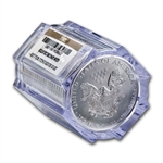 2010 Silver American Eagles - BU NGC - 20-Coin Sealed Tube