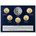 2013-W US Mint Annual Uncirculated Dollar 6-Coin Set