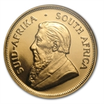 1973 1 oz Proof Gold South African Krugerrand NGC PF-68