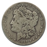 1889-CC Morgan Dollar - Good-6 PCGS