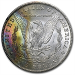 1880-CC Morgan Dollar BU - GSA Holder - Beautiful Toning
