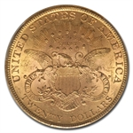 1894 $20 Gold Liberty Double Eagle - MS-63+ PCGS
