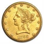 1895-O $10 Liberty Gold Eagle - Extra Fine