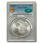 1898-O Morgan Dollar - MS-67 PCGS