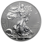 2012-S Reverse Proof Silver American Eagle PF-70 NGC (Bridge)