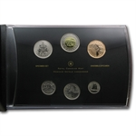 2014 Special Edition Specimen Set - Ferruginous Hawk - 6 Coin Set