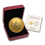 2014 1 oz Gold Reverse Proof Canadian Maple Leaf
