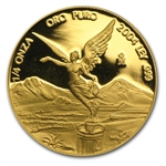2004 1/4 oz Proof Gold Mexican Libertad