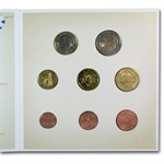 2014 Unforgettable Baby Euro Coin Set