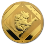Royal Australian Mint 2014 Gold $100 Koala Road Sign