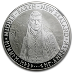 The Hobbit-An Unexpected Journey-Elrond Silver Coin PF-70 UCAM