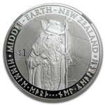 The Hobbit-An Unexpected Journey-Radagast The Brown Coin PF-70