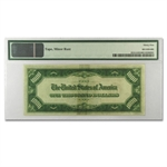 1934-A (G-Chicago) $1,000 FRN (PMG Choice Very Fine 35 Net)