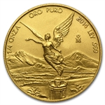2014 1/4 oz Gold Mexican Libertad (Brilliant Uncirculated)