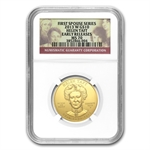 2013-W 1/2 oz Uncirculated Helen Taft MS-70 NGC ER