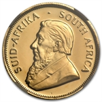 1990 GRC 1/4 oz Gold South African Krugerrand PF-67 UCAM NGC