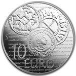 2014 10 Euro The Sower - The Denier of Charles the Bald
