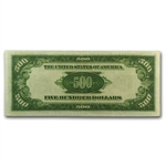1934-A (B-New York) $500 FRN (Very Fine+)