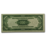 1934-A (F-Atlanta) $500 FRN (PMG About Unc 55 Net)