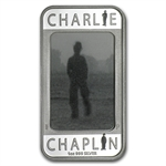 2014 1 oz Silver Proof Charlie Chaplin - 100 Years of Laughter