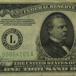 1934 (L-San Francisco) $1,000 FRN (PCGS VF-35)