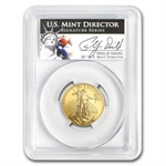 2013 1/4 oz Gold American Eagle MS-70 PCGS Philip Diehl Series