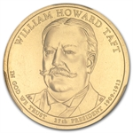 2013-P William H. Taft Position B Presidential Dollar MS-67 PCGS
